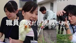 【福生市】職員採用動画『あなたの熱意が輝くまち。』