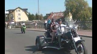 X  Zlot Motocykli Bike Week Łeba 2020-Parada motocykli i samochodów z USA ,ulicami Łeby .