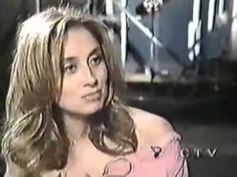 Lara Fabian E! NOW 2000 American Interview