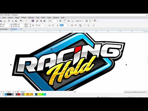 Di video kali ini Admin membagikan video tutorial membuat pita logo menggunakan CorelDRAW Penasaran .