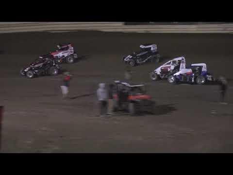 Creek County Speedway POWRi A Main 3-21-19