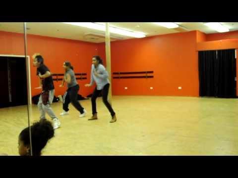 Faith George Michael  dance choreographed  Austin Lim  CODA Company Class