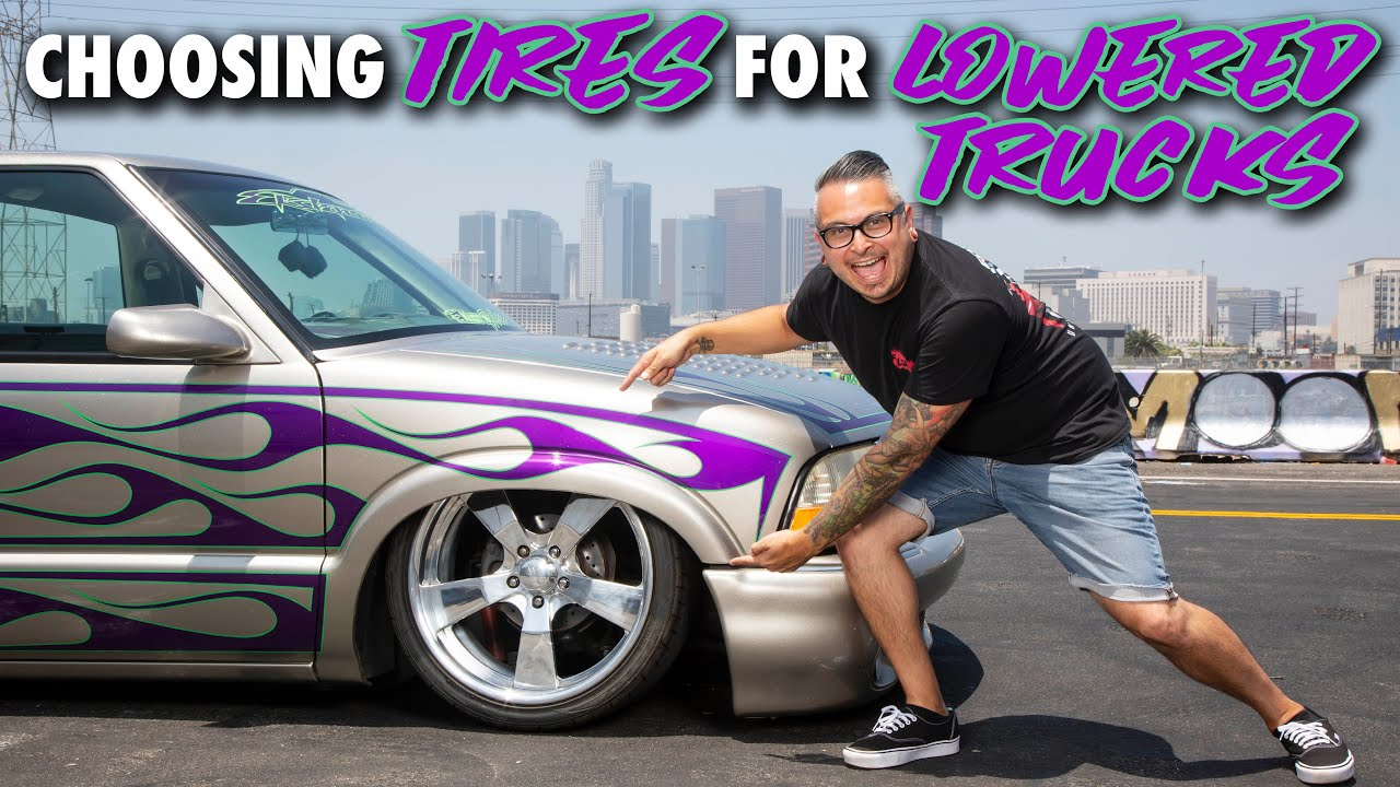 Choosing Tires for Lowered Trucks | The Bottom Line
