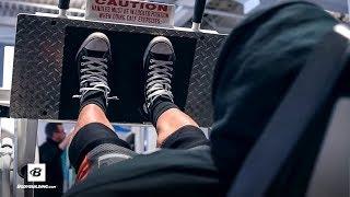 Killer Quad Workout | IFBB Pro Fouad Abiad