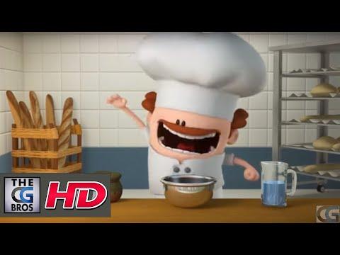 "CGI 3D Animated Shorts: ""The Baker"" - by Supamonks Studio"