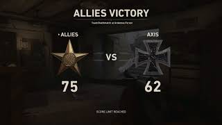 Call of Duty®: WWII online gameplay