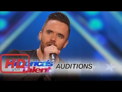 America's Got Talent Auditions Brian Justin Crum: Singer Gets Standing Ovation with Powerful Cover