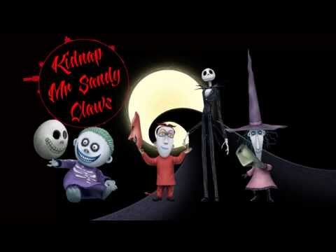 8 Bit Remix   Kidnap The Sandy Claws   Nightmare Before Christmas