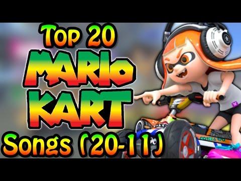 Top 20 Mario Kart Songs (20-11)