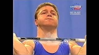 Ekrem Celil, Turkey, 2007 European Weightlifting Championships