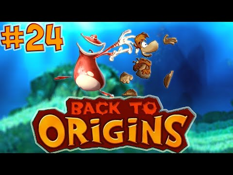UNDER THE SEA | RAYMAN LEGENDS BACK TO ORIGINS PART 24 (XBOX ONE)