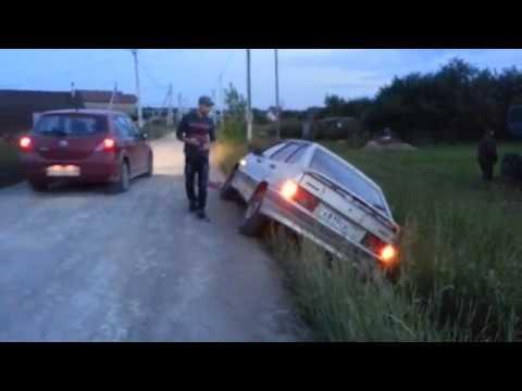 видео: НЕ ПЯЛЬСЯ В ТЕЛ ЗА РУЛЁМ!!!