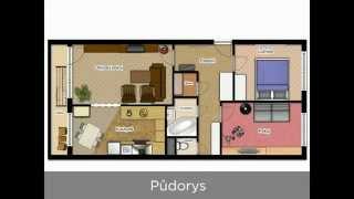 Prodej byt 3+1/L, Praha 8 - Kobylisy, Balabánova