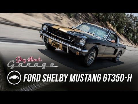 1966 Ford Shelby Mustang GT350-H – Jay Leno's Garage