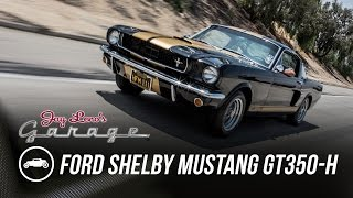 1966 Ford Shelby Mustang GT350-H - Jay Leno's Garage