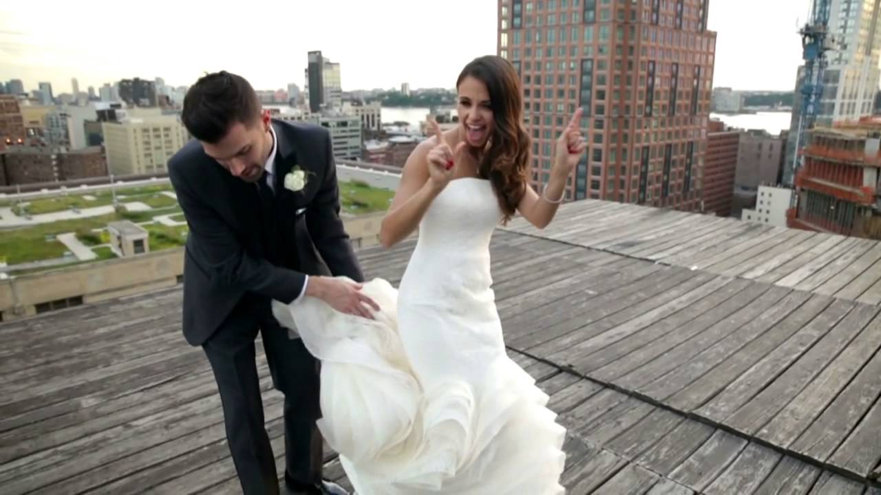 Exclusively your nyc wedding