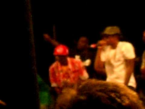 Nas & Damian Marley  at Central Park  NY  11.Aug.2011 pt5