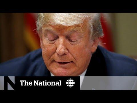 David Frum: Trump's behaviour consistent with Putin having a hold on him