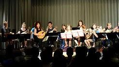 Konzert der Musikschule Baar