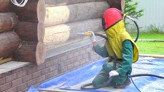 видео Древесина для деревянного дома