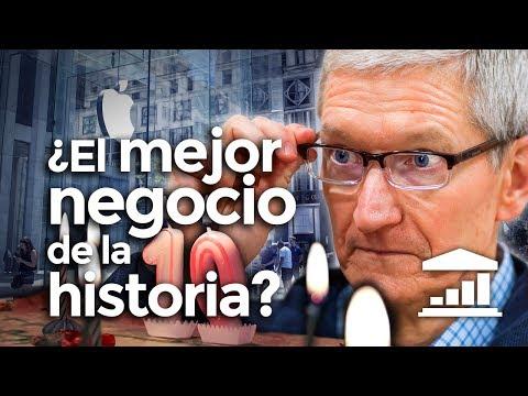 ¿Por qué APPLE es la empresa MÁS RICA del MUNDO? - VisualPolitik
