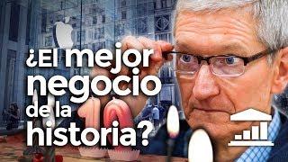 ¿Por qué APPLE es la empresa MÁS RICA del MUNDO? - VisualPolitik thumbnail