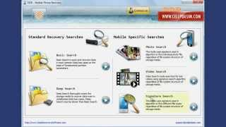 mobile phone recovery, mobile data recovery software, cell phone recovery software recover  data