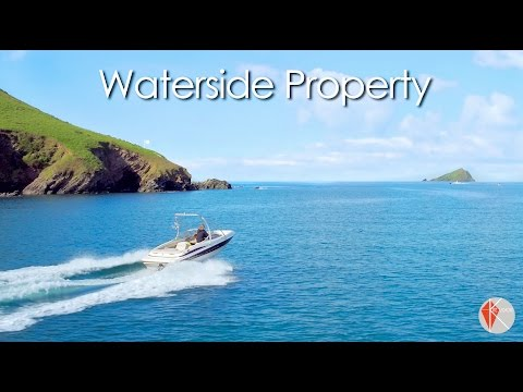 Waterside Drone Property Video