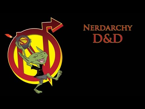 Nerdarchy Talks Growing Up Gaming with Dungeons and Dragons and Other Role-Playing Games