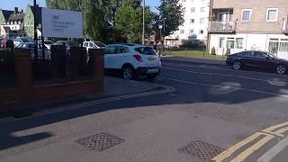 DVSA's driving test centre, Sutton Coldfield