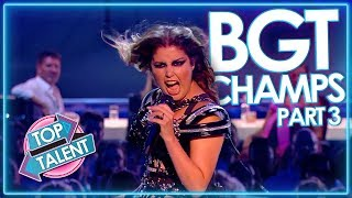 Britain's Got Talent: The Champions 2019 | PART 3 | Top Talent