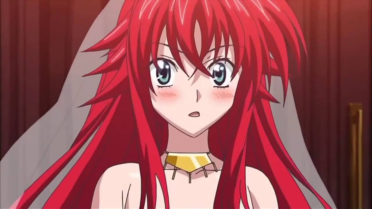 highschool dxd porn