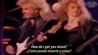 Heart- Alone (Subtitulado Esp+ Lyrics) Oficial
