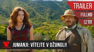 Jumanji: Vítejte v džungli! (2017)  Full HD trailer #3 [CZ TIT]
