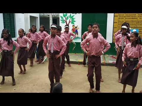 Aisa Desh Hai Mera.. Performance By Primary English Medium's Students Of Class 3,4,5