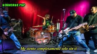 CJ Ramone- Without You- (Subtitulado en Español)