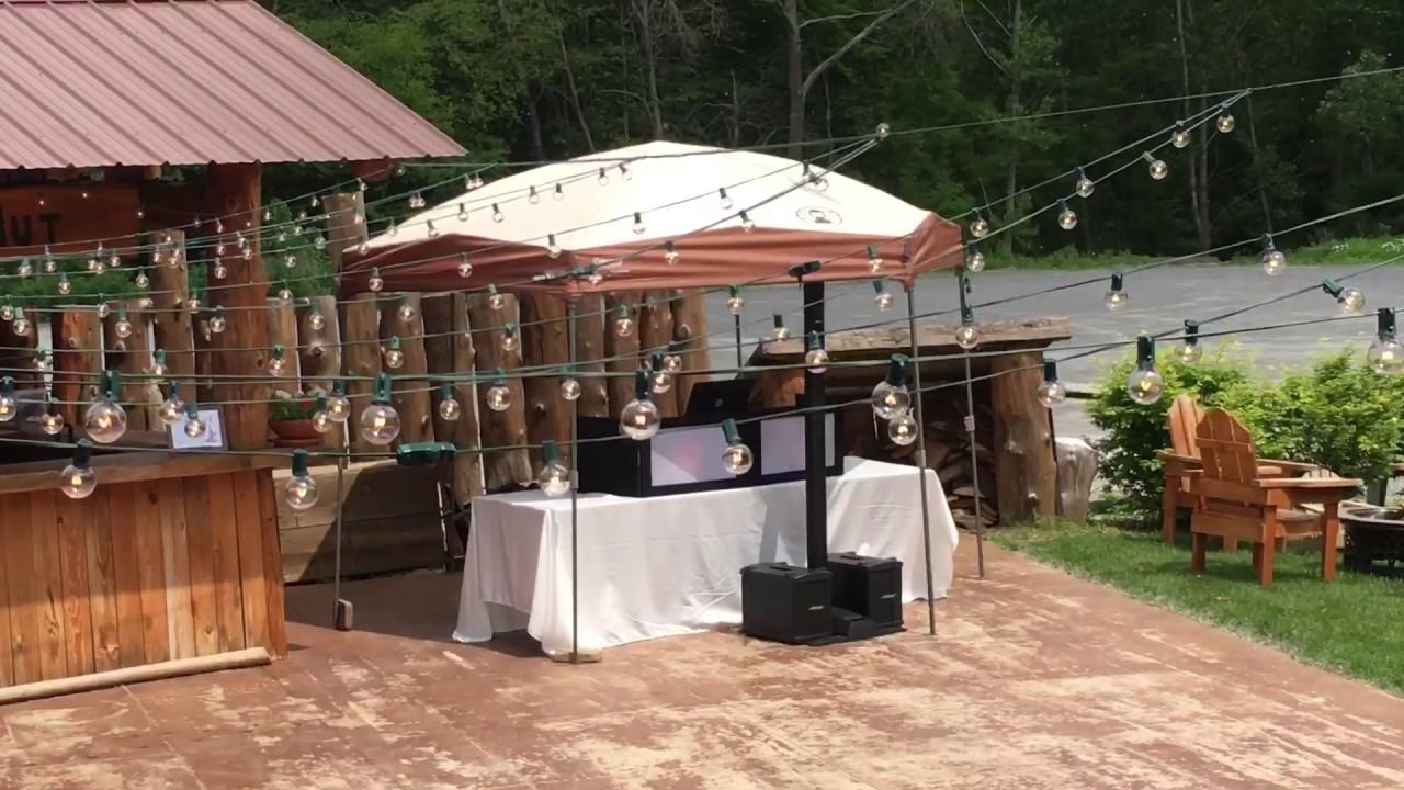 Saratoga Winery Wedding - Virtual Tour of Site
