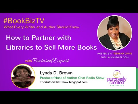 How to Partner with Libraries to Sell More Books