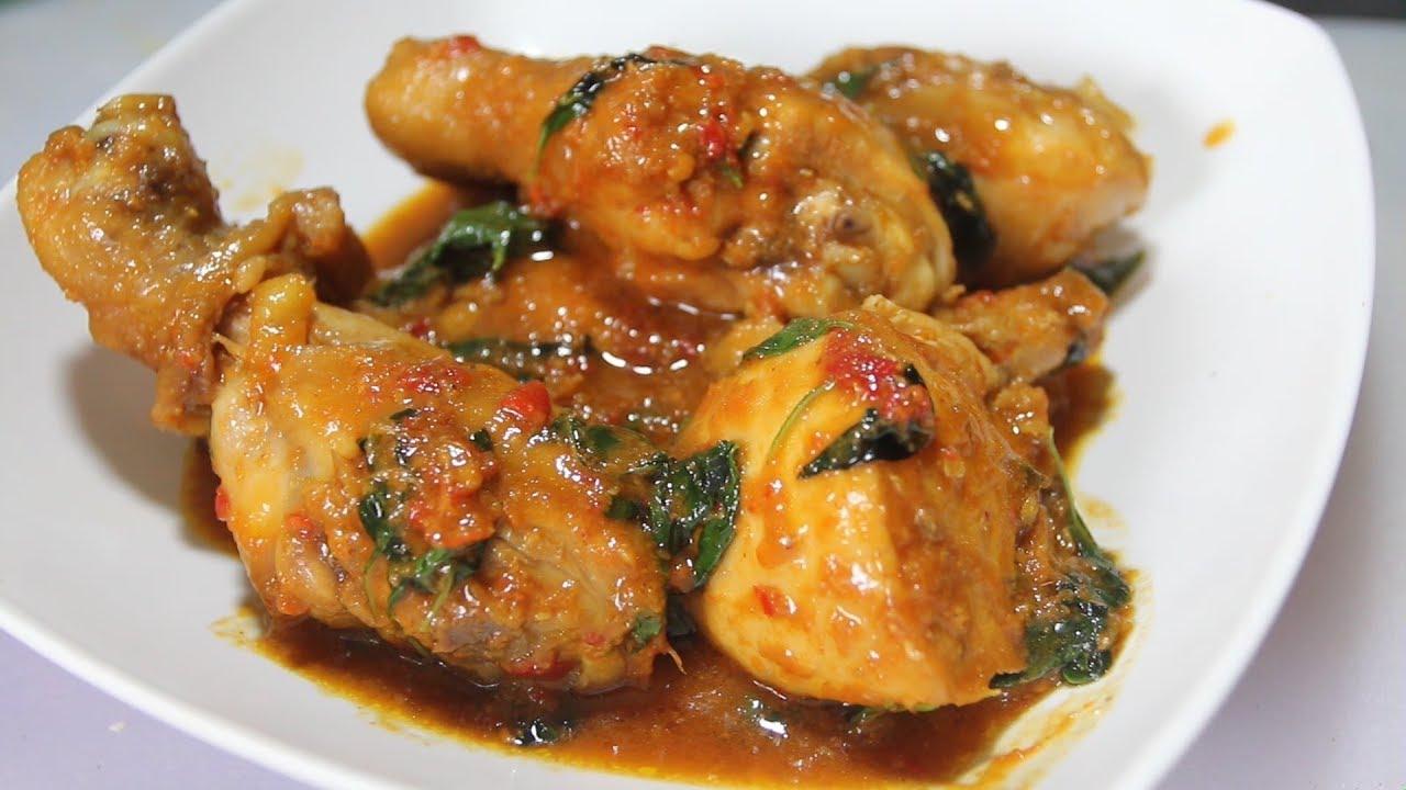 Resep Ayam Rica Rica Kemangi Diah Didi - Pijat Spa k