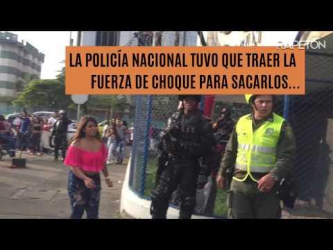 Papi Wilo activa la fuerza de choque en Cali, Colombia
