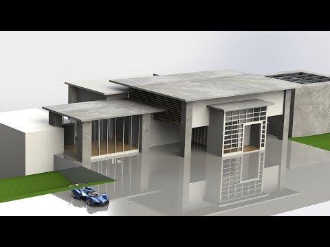 SV Architectural Design and Furniture in Solidworks | SVA Design
