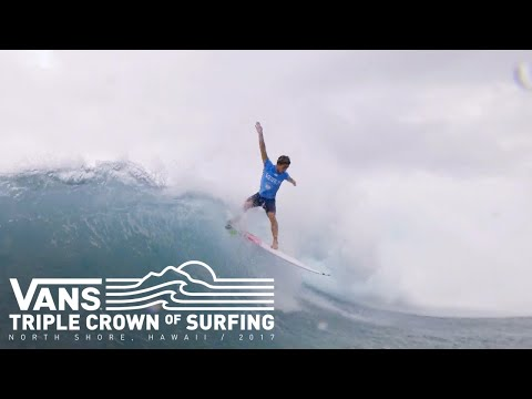World Cup of Surfing 2017: Day 3 Highlights  Vans Triple Crown of Surfing  VANS