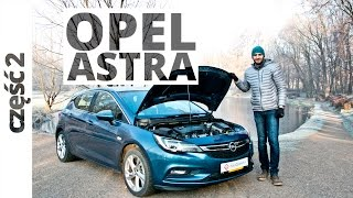 Opel Astra 1.4 Turbo 125 KM, 2015 - techniczna część testu #244 thumbnail