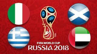 The 'Alternative' World Cup | Football Manager 2018 Experiment