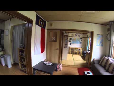 Our Apartment in Japan