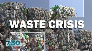 Victorian recyclers crossing the border to cash in on NSW container deposit scheme | 7.30