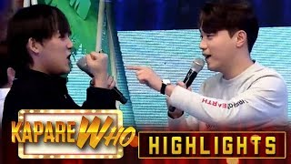 Jin Ho Bae and Ryan Bang come face-to-face | It's Showtime KapareWho