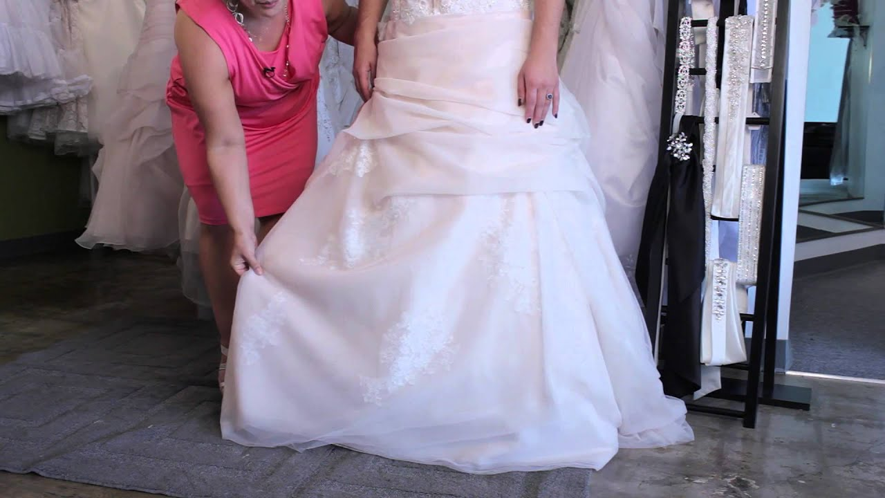 Do I Need A Slip For A Wedding Dress? : Wedding Dresses