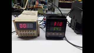 Камера полимеризации своими руками (электрика), часть 2