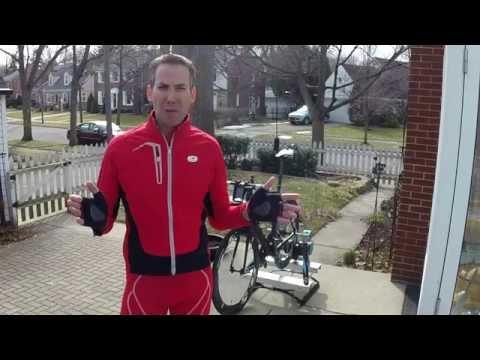 DIY Bicycle Trainer Rocking Platform